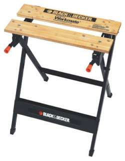 Black & Decker Workmate Project Center Work Table