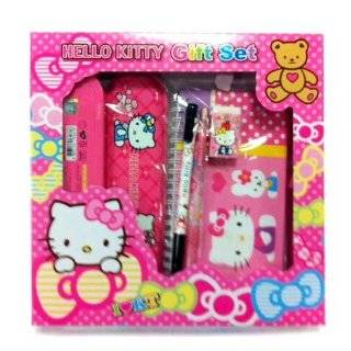 Hello Kitty Stationery Set   6pcs (Hello kitty Journal Kit