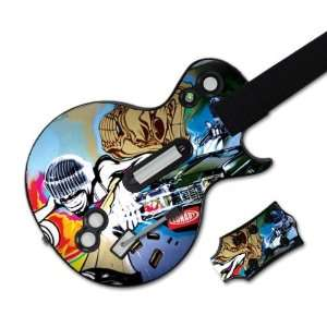 Hero Les Paul  Xbox 360 & PS3  Conart  The Getaway Skin: Video Games