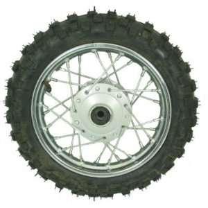 Jaguar Power Sports 10 dirt bike front wheel: Sports & Outdoors