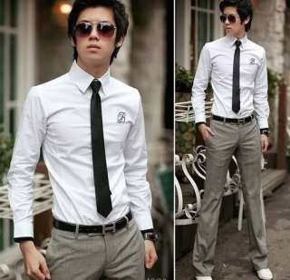 MENS Fashion Stylish Luxury Design Slim NECKTIE H115