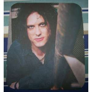 THE CURE Robert Smith COMPUTER MOUSEPAD #1 Office