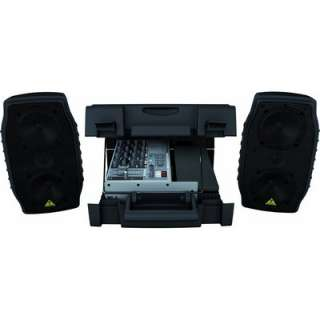 Europort EPA150 Ultra Compact 150W 5 Channel Portable PA System