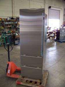 SUB ZERO STAINLESS STEEL MODEL 700TR ALL REFRIGERATOR @ **$2,680 OFF $