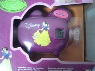 DISNEY princess mini cinexin snow white BNIB