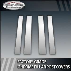 89 98 Chevy/ Gmc 4Pc Chrome Pillar Post Covers Automotive