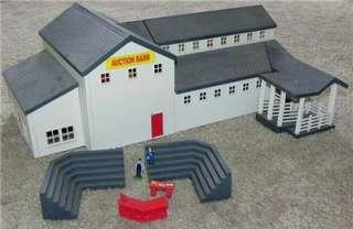 Ertl livestock sale auction barn set for 1 64 farm layout for 1 64 farm layouts