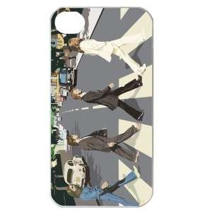 NEW Beatles Band Image in iPhone 4 or 4S Hard Plastic Case Cover
