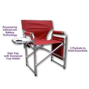 TempaChair Battery Powered Heated Folding Chair   Choice