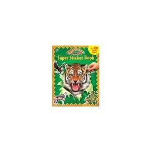 Creatures Corner 2 (Super Sticker Book) (9782764302491