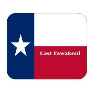 US State Flag   East Tawakoni, Texas (TX) Mouse Pad
