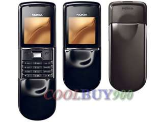 100% UNLOCKED NOKIA 8800 GSM MOBILE CELL PHONE BLACK 6417182631832