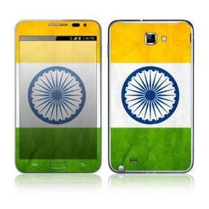 Flag of India Decorative Skin Cover Decal Sticker for Samsung