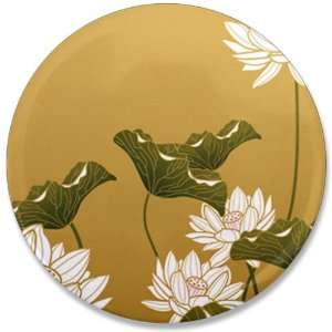 3.5 Button Lotus Flower Chinese Flag: Everything Else