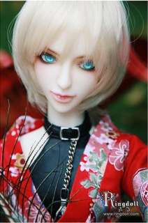 RAN  Ringdoll boy HEAD super dollfie size bjd1/3