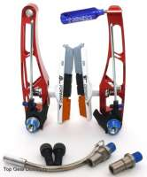 AEST CNC Alloy MTB Mountain Bike V Brake Caliper KCNC Avid Shimano