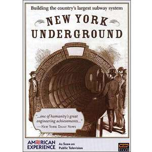 American Experience New York Underground TV Shows