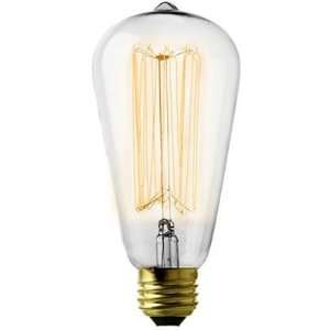 Vintage Style Edison 1879 60 Watt Reproduction Bulb