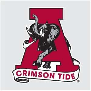 ALABAMA CRIMSON TIDE Classic A CRIMSON TIDE vinyl decal 6 car truck
