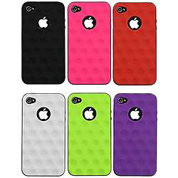 Premium Apple iPhone 4/4S Golf Ball Hole Protector Case