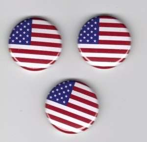 USA Flag * Badges Buttons Pins Lot American US Patriotic