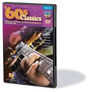 60s Classics Guitar Play Along Learn Lessons Video DVD