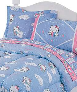 Hello Kitty Sweet Dreams Comforter Set (Full)