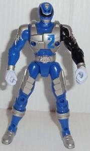 Power Rangers SPD S.P.D. Blue Battlized Figure