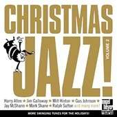 Various Artists   Christmas Jazz Vol. 2 More Swinging Tunes For The
