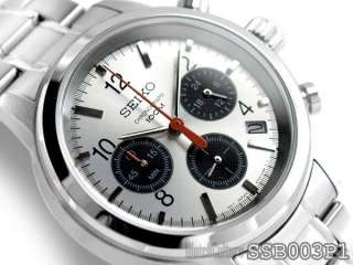 Chronograph Sports Watch SSB003 SSB003P1   Latest 2011 model~ NEW