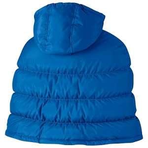 NEW ADIDAS WOMENS LADIES SKI PONCHO S SM SMALL JACKET COAT DOWN BLUE