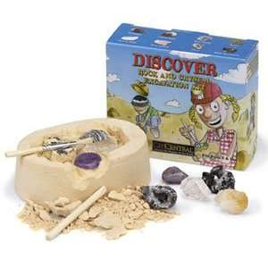 Rock and Crystal Excavation Kit Toys & Games