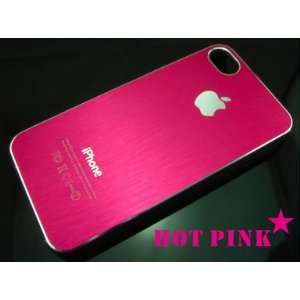 Hot Pink Ultra Thin Rubber Matte Hard Case Cover for