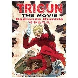 Trigun Movie Badlands Rumble [DVD]