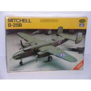 Italeri Mitchell B 25B Bomber Plastic Model Kit