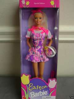 BARBIE EASTER BARBIE 1996 SPECIAL EDITION NRFB