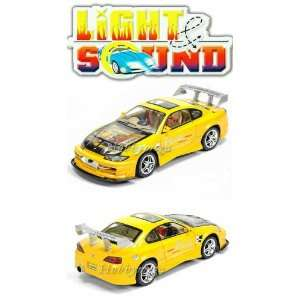 110 Scale Flash Radio Control Sports Racing Car Toys & Games