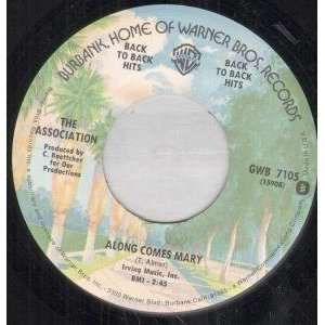 COMES MARY/CHERISH 7 INCH (7 VINYL 45) US WARNER: ASSOCIATION: Music