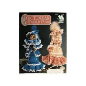 VICTORIAN Fashion Dolls (Crochet Designs) Annie Potter
