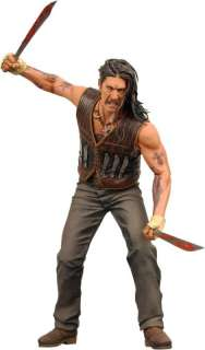 GRINDHOUSE MACHETE 7 INCH ACTION FIGURE DANNY TREJO NEW