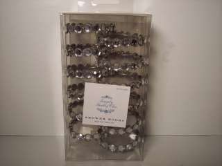 SIMPLY SHABBY CHIC SHOWER CURTAIN RINGS HOOKS YOU CHOOSE