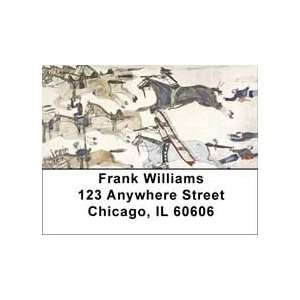 Native American Art Address Labels Office Products