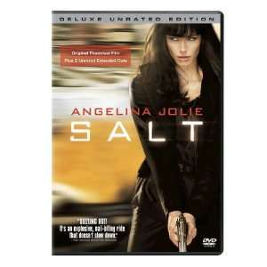 Salt (Deluxe Unrated Edition) Angelina Jolie, Liev