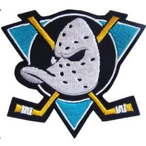 Anaheim Ducks The Past Logo Iron On Patches: Everything