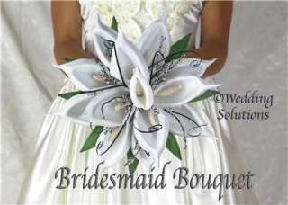 GORGEOUS STEPHANIE Wedding Bouquets Bouquet Bridal Bridesmaid Flowers