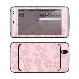Cherry Blossom Decorative Skin Decal Sticker for Dell