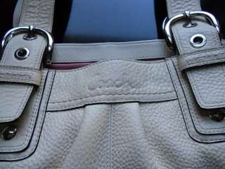 Authentic Coach F13733 Soho Large Leather Tote Bag