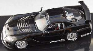 Dodge Viper Competition Coupe Black, Auto Art 1/43 NEW!