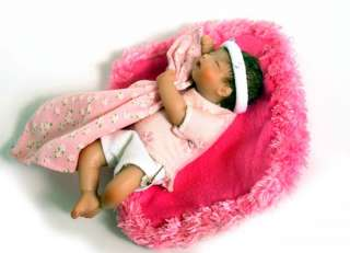 Drake Miniature Baby Doll, Heavenly Handful of Love, 4 & 1/2