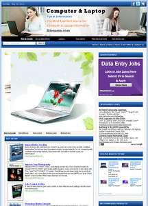 Money Making Computer & Laptop Guide Websites for Sale